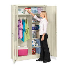 Combination Storage Cabinet - 18 Inches Deep, B30496