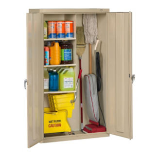 """Janitorial Cabinet 36""""W, B34291"""