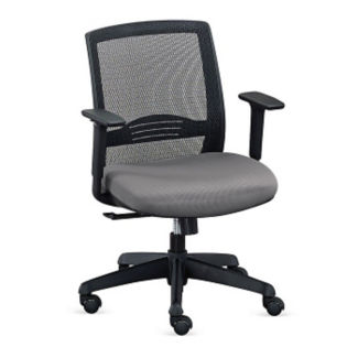 Petite Mesh Chair with Memory Foam, C80410