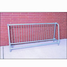 Surface Mount Bike Rack 8', F10258