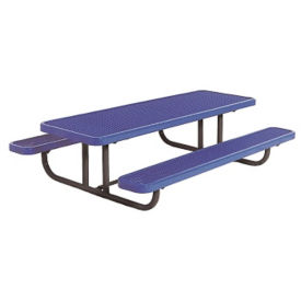 Portable Child's Rectangular Outdoor Table, T10889