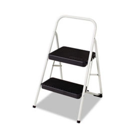 2 Step Stool 220 lb Capacity, V21244