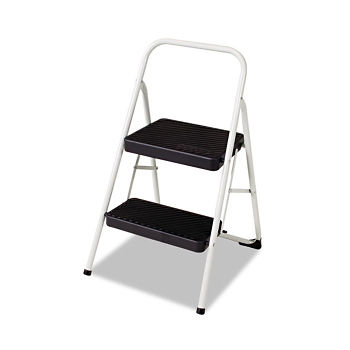 Stupendous 2 Step Stool 220 Lb Capacity Ocoug Best Dining Table And Chair Ideas Images Ocougorg