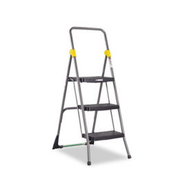 Commercial 3 Step Stool 300 lb Capacity, V21246