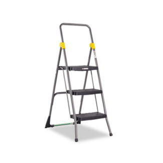 Commercial 3 Step Stool 300 lb Capacity, V21246