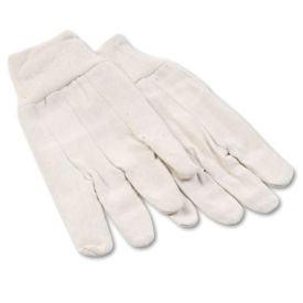 All-Purpose Cotton Canvas Gloves Box of 12, H10052