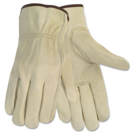 Leather Driving Gloves 5 Pairs, H10054