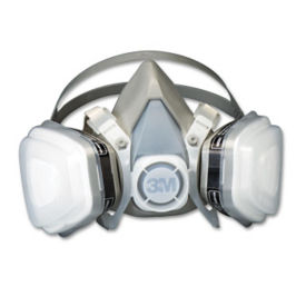 Dual Cartridge Respirator, H10078