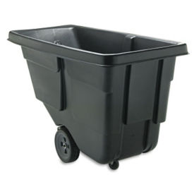 Mobile Trash Cart 300 Lbs Capacity, R20204