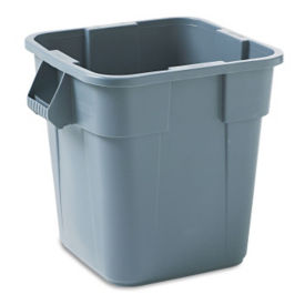Square Trash Container 28 Gallon Capacity, R20206