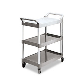 Three Shelf Utility Cart, B34297