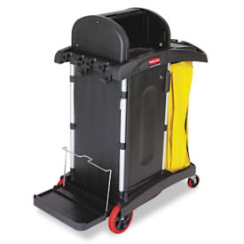 High Security Cleaning Cart, V21313