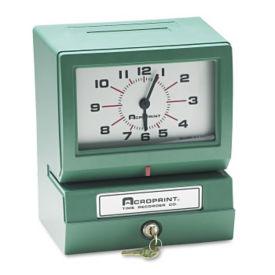 Heavy Duty Time Recorder, V21364