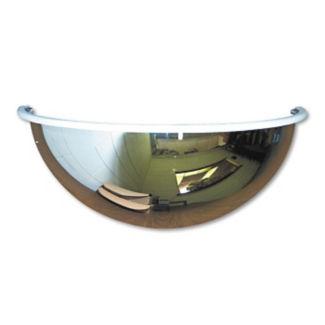 "Half Dome Security Mirror - 26"" Diameter, V21382"