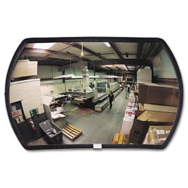 "Convex Security Mirror - 24""W x 15""H, V21386"