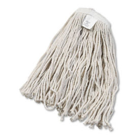 20 oz Cut End Wet Mop Head - Six per Carton, V21758