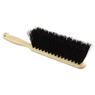 "Plastic Counter Brush with Polypropylene Bristles 8""L - Carton of six, V21768"