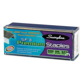 "12 Boxes of SF3 1/4"" Staples, V21929"