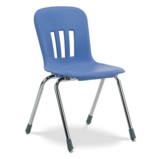 "Stack Chair 18""h, C67726"