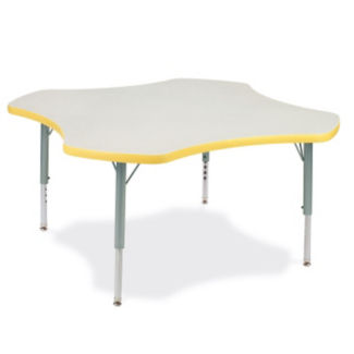 "48"" Clover-Shaped Activity Table, A10994"