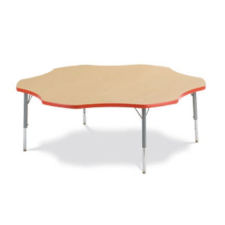 "60"" Flower-Shaped Activity Table, A10995"