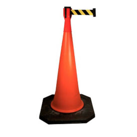 Cone Topper with 10ft Diagonal Belt, H10107