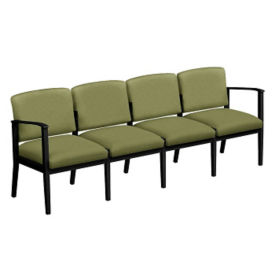 Fabric Four Seat Sofa , W60837