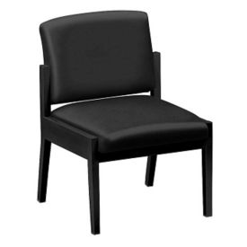 Polyurethane Armless Guest Chair, W60842