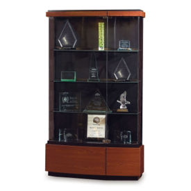 "42"" Contemporary Display Case, B32121"