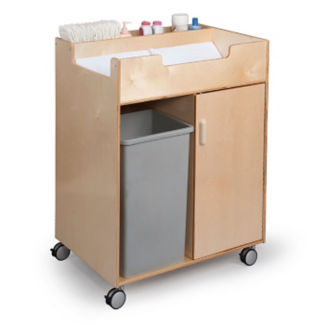Mobile Changing Table, B30503