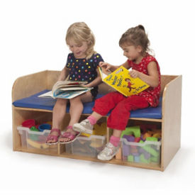 Child Storage Bench, B30520