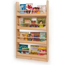 Wall Mounted Book Shelf, P30339