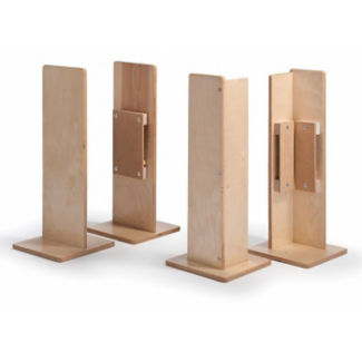 Room Divider Straight Posts for Toddler Gates, P30400