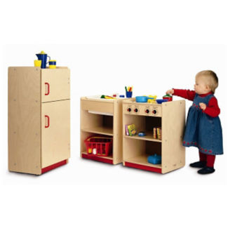 Toddler Play Refrigerator, V21537