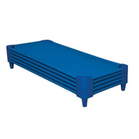 Pack of Five Vinyl Cots, P40270