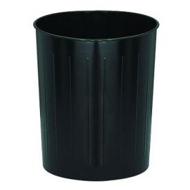 49-Quart Round Wastebasket, F10169