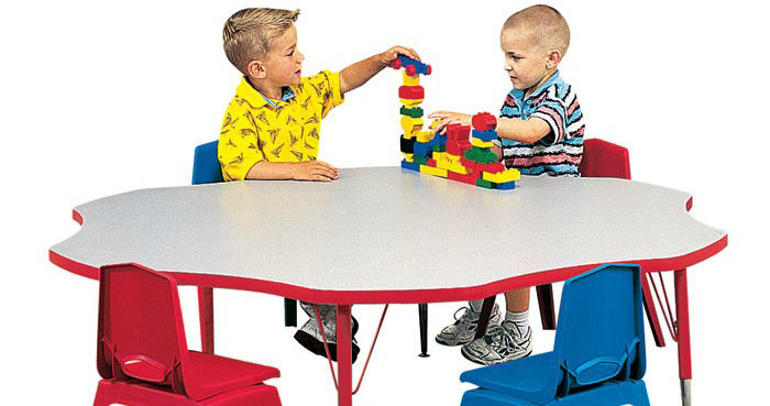 Activity Tables in Every Shape | Dallas Midwest Blog
