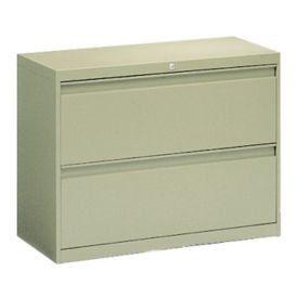 "2 Drawer Lateral File 36"" Wide, L40332"