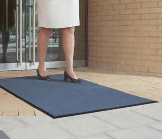 Outdoor Loop Mat 3' Wide 4' Long, W60221
