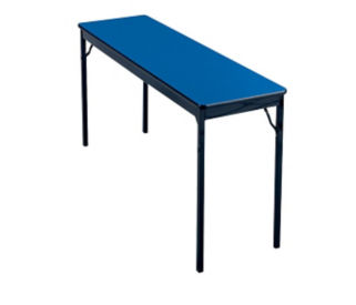 "Folding Table 18""W x 60""D, D41035"