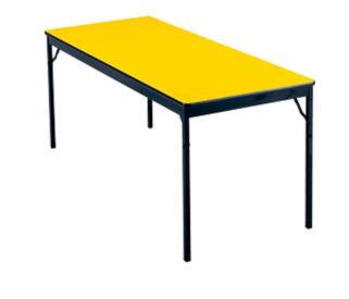 "Folding Table 24"" W x 72"" D, D41039"