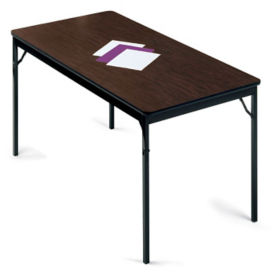 "Folding Utility Table 18"" Wide x 72"" Long, T10468"