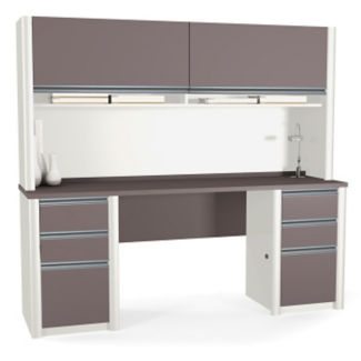Credenza with Hutch, D35039