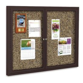 """Outdoor Rubber-Tak Board 48"""" x 36"""", B23176"""