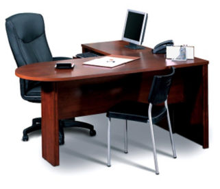 Reversible Peninsula  L-Desk, T60035