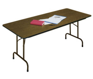 "Folding Table 30"" wide x 72"" long, D41057"