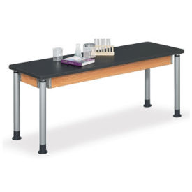 "Adjustable-Height Science Table 72""W x 24""D, A11013"