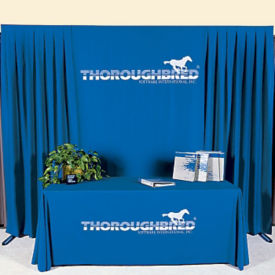 10x8 Backdrop with 1 Color Printing, D92222