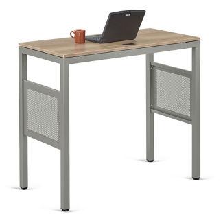"""Standing Height Desk - 48""""W x 24""""D, D31182"""