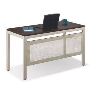 Table with Modesty Panel 48x24, T12051